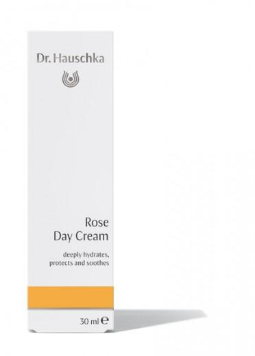 Rožna dnevna krema Dr. Hauschka, 30 ml
