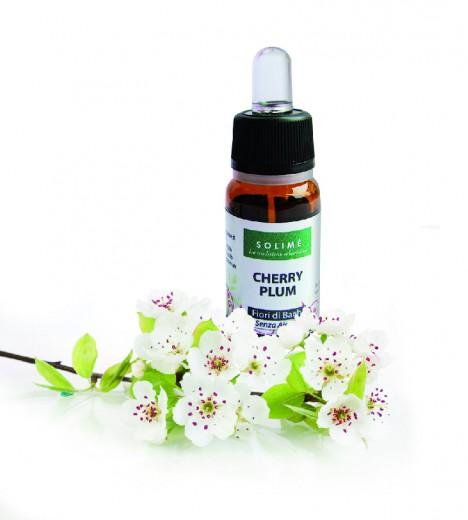 Bachovi cvetovi 6 Češnjelika sliva Cherry plum Solime, 10 ml