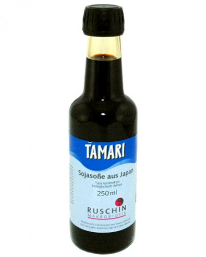 Bio sojina omaka tamari, 250 ml