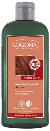 Barvni šampon kana Logona, 250 ml