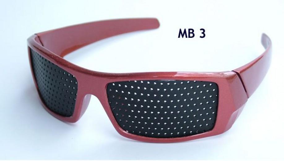 Očala za izboljšanje vida (Raster očala) MB3