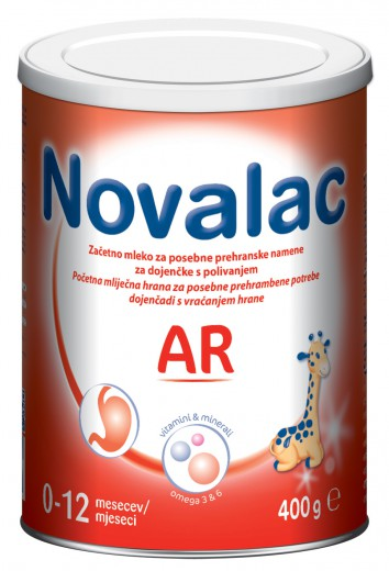 Novalac AR, 400 g