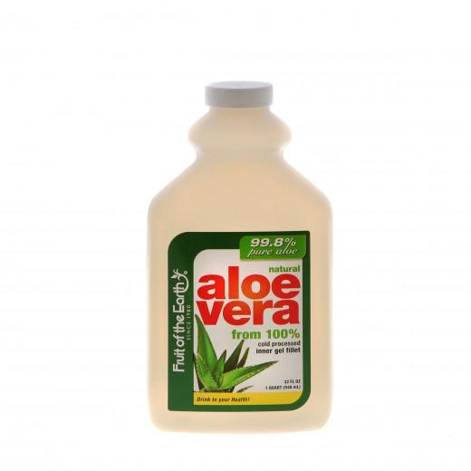 Aloe vera sok Fruit Of The Earth, 946 ml