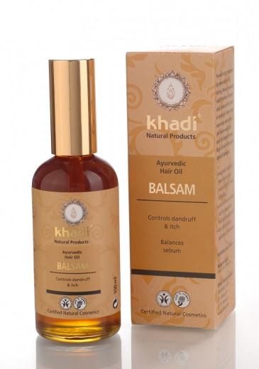 Khadi olje proti prhljaju Balsam, 100 ml