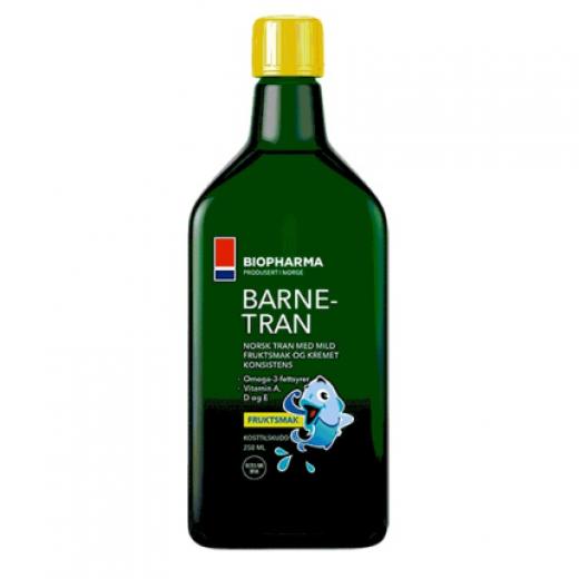 Bio - Pharma, tekoče polenovkino olje za otroke, 250 ml