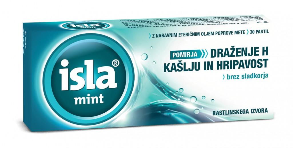 Isla Mint, 30 pastil