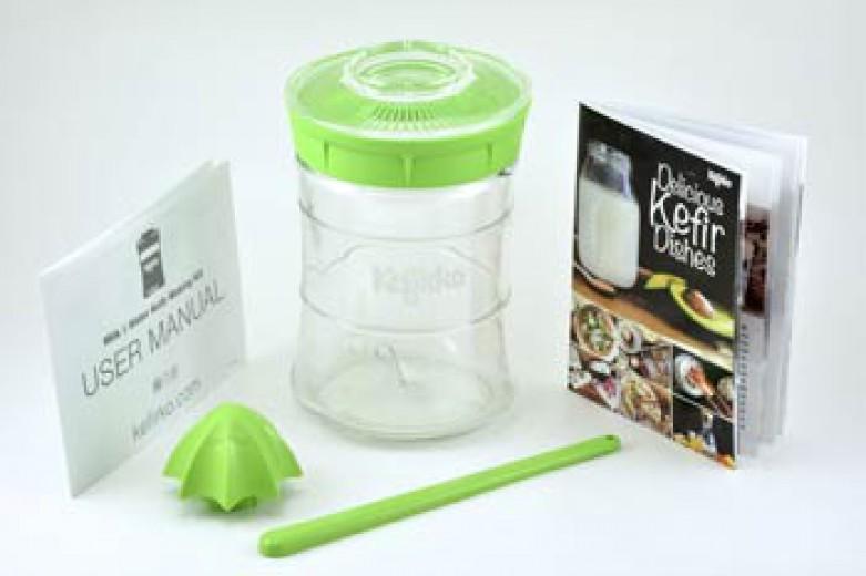 Kefirko - posoda za pripravo kefirja