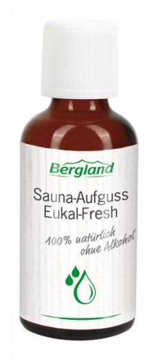 Sauna spa SVEŽINA EVKALIPTA Bergland, 50 ml