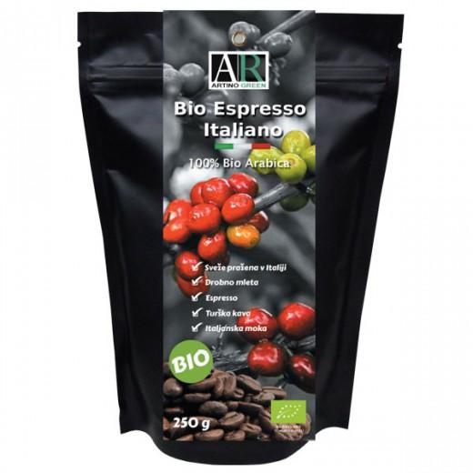 Bio Espresso Italiano, 250 g