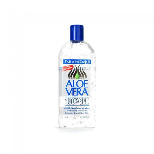 Aloe vera gel Fruit of the Earth, 340 g