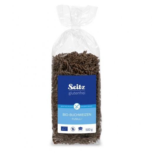 Ajdovi fusili brez glutena Seitz, 500 g