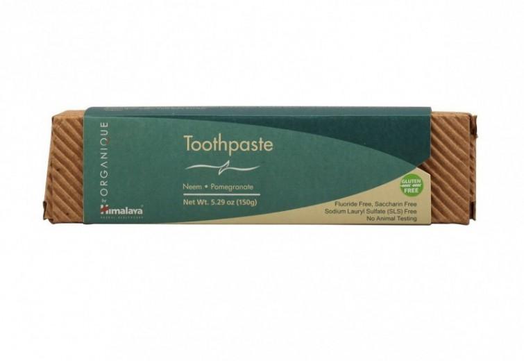 Himalaya organiq zobna pasta, 150 g