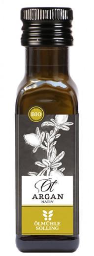 Bio arganovo olje Olmuhle Solling, 100 ml