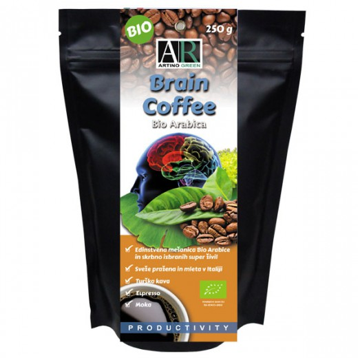 Bio Brain Coffee, 250 g