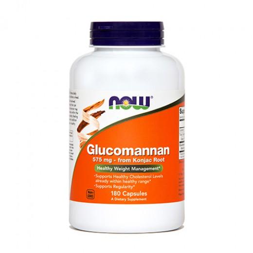 Now, glukomanan, 180 kapsul