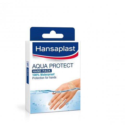 Hansaplast Aqua Protect priročni set za prste, 16 kom