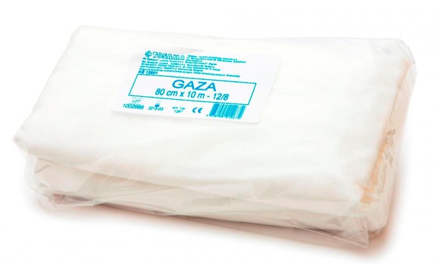 Gaza 80 cm x 10 m, gostota  10/7