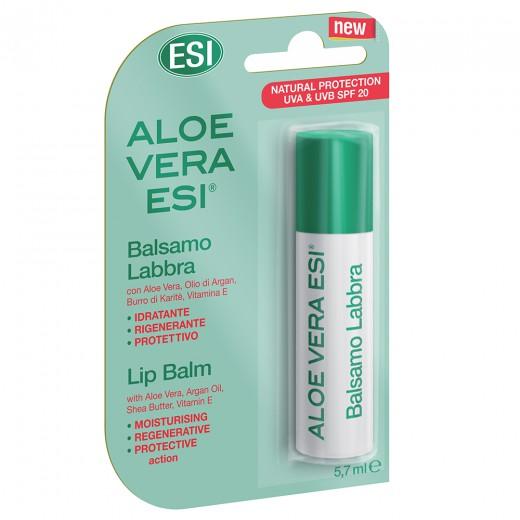 Aloe vera balzam za ustnice ZF 20, 5,7 ml