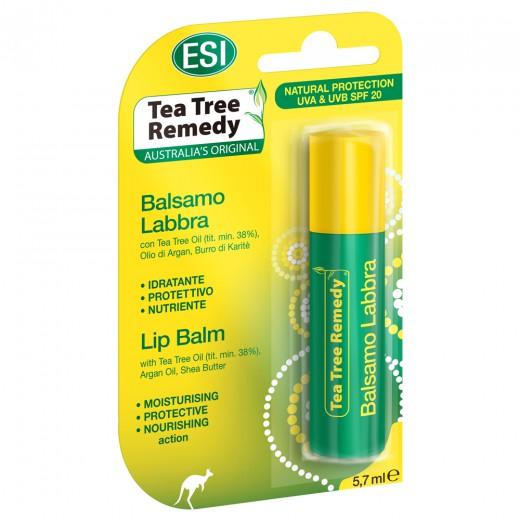 Tea Tree balzam za ustnice ZF 20, 5,7 ml