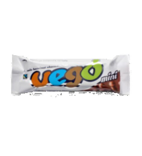 Veganska čokolada z lešnikovo kremo bio Vego, 65 g