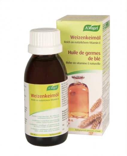A. Vogel, olje pšeničnih kalčkov - vitamin E, 100 ml