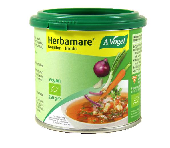 Herbamare jušna osnova z morsko soljo A.Vogel, 250 g