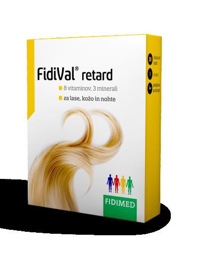 Fidimed, FidiVal retard, 30 tablet