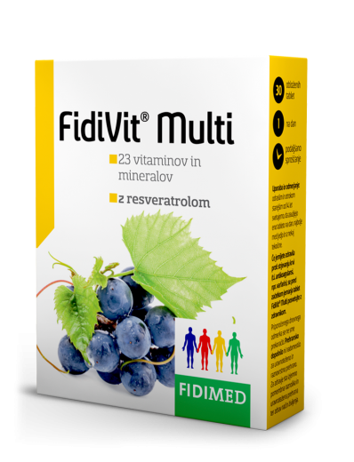 Fidimed, FidiVit multi, 30 tablet