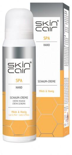 Kremna pena za roke SkinCair SPA, 100 ml