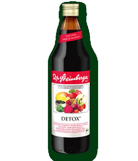 Bio sok Detox Dr. Steinberger, 750 ml