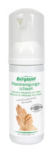 Čistilna pena za roke Bergland, 50 ml
