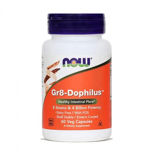 Now, Gr8 - Dophilus, 60 kapsul