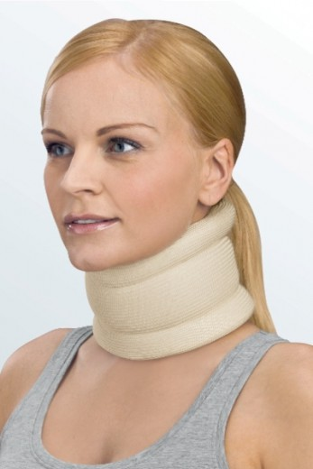 Opornica za vrat protect.Collar soft Medi - višina 9 cm