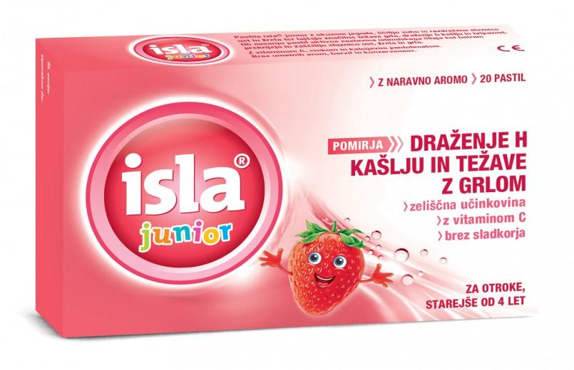 Isla Junior, 20 pastil
