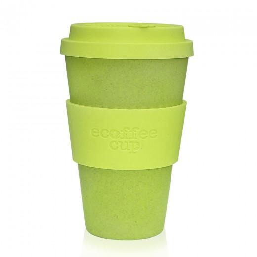 Ecoffee lonček za večkratno uporabo - Limeta, 400 ml
