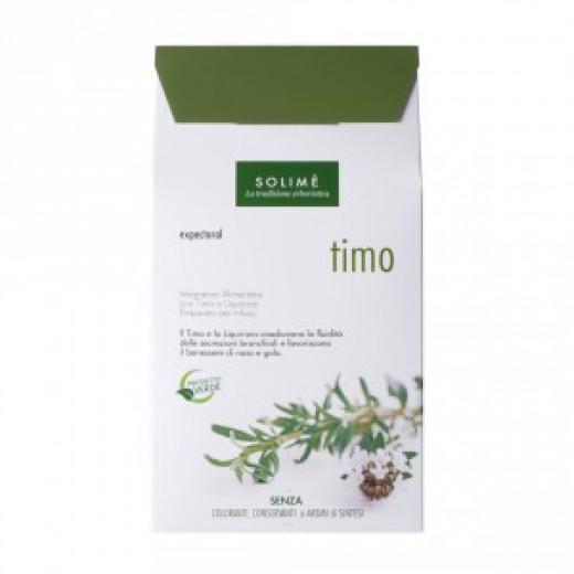 Expectoral Timo čaj Solime, 250 g