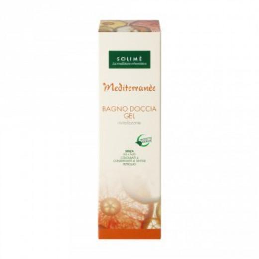 Mediterranee gel za tuširanje s sladko pomarančo Solime, 200 ml