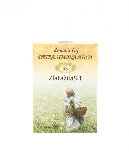 Čajna mešanica ZlatažilaSIT patra Simona Ašiča, 50 g
