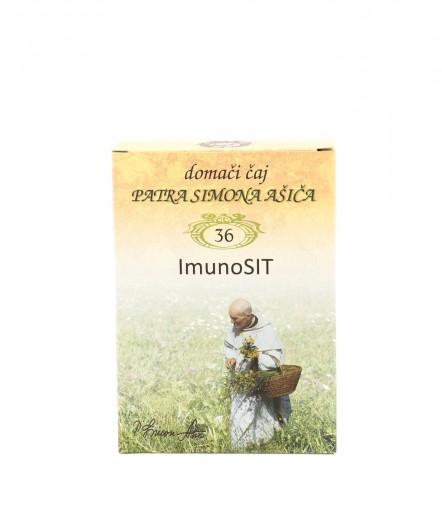 Čajna mešanica ImunoSIT patra Simona Ašiča, 50 g