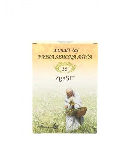Čajna mešanica ZgaSIT patra Simona Ašiča, 50 g