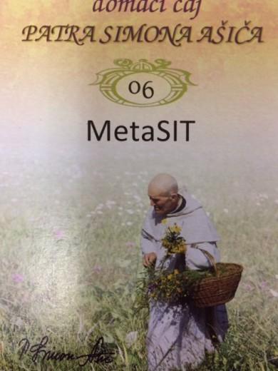 Čajna mešanica patra Simona Ašiča (MetaSIT) (06), 50 g