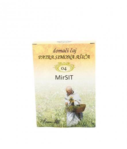 Čajna mešanica MirSIT patra Simona Ašiča (04), 50 g