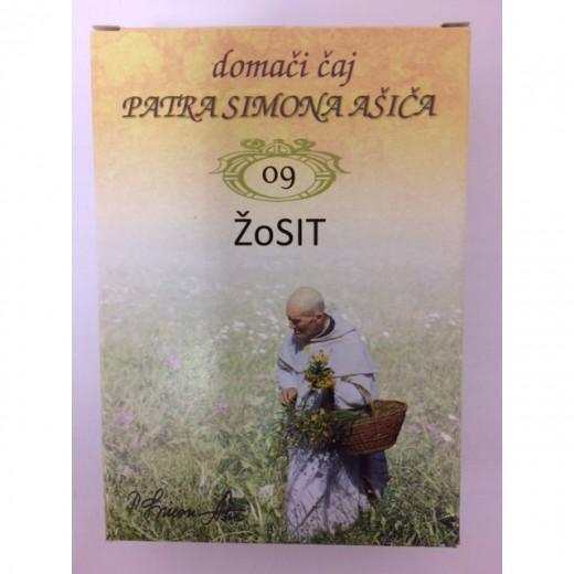 Čajna mešanica (ŽoSIT) patra Simona Ašiča, 50 g