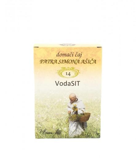 Čajna mešanica VodaSIT patra Simona Ašiča (14), 50 g