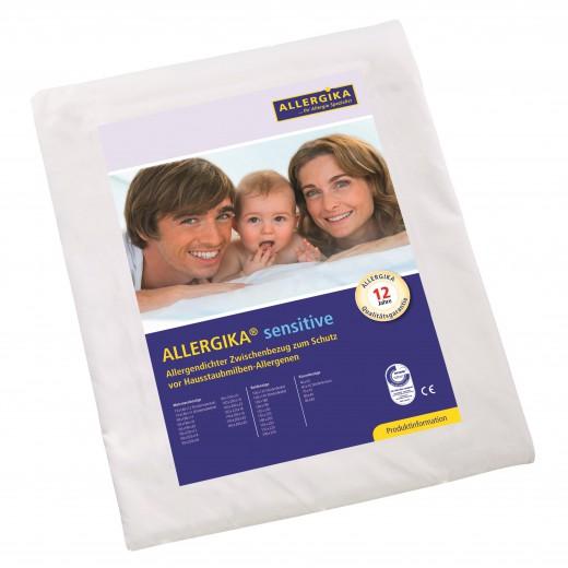Antialergijska prevleka Allergika Sensitive za jogi 180 x 200 x 20 cm