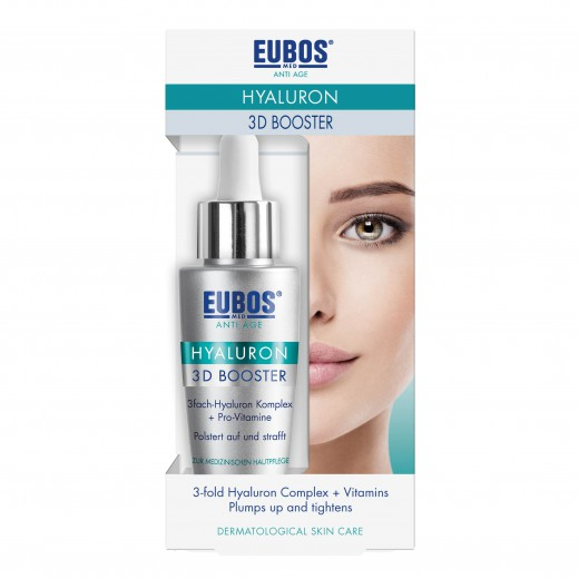 Eubos Anit Age Hyaluron 3D Booster, 30 ml