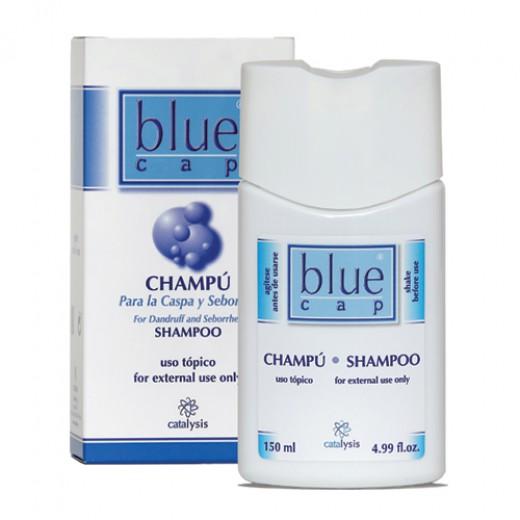 Blue Cap šampon proti prhljaju, 150 ml