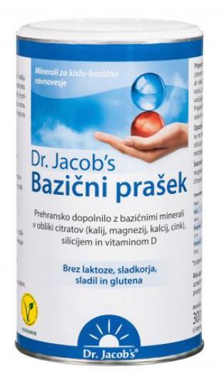 Dr. Jacob's, bazični prašek, 300 g
