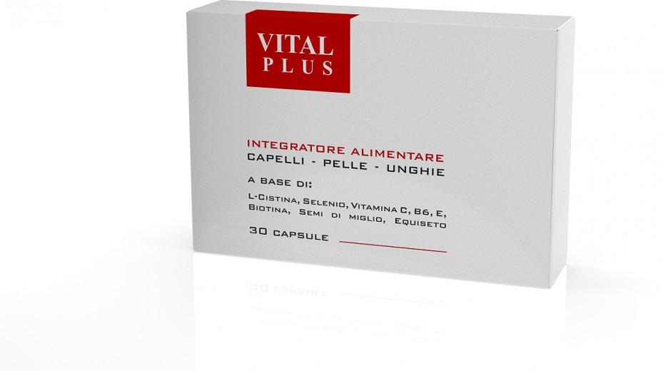 Vitalplusactive, Vitalplus kapsule, 30 kapsul