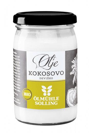 Kokosovo deviško olje Olmuhle Solling, 250 ml